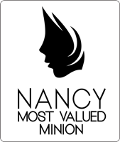 Nancy Most Valued Minion